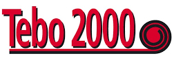 Logo Tebo 2000